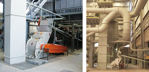 hammer mill plants