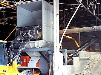 MILLING PLANTS FOR CERAMIC REJECTS